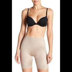 Spanx Slimplicity Mid-Thigh Shaper Shorts